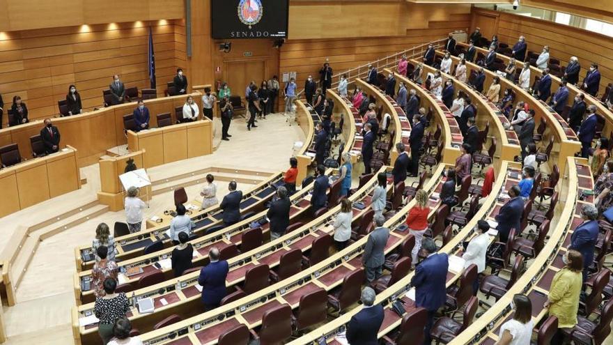El Senado aprobará en febrero la supresión de los aforamientos en Murcia