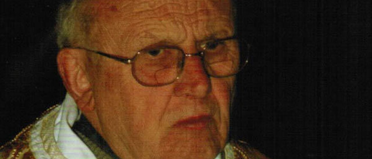 En memòria de «don Fernando», rector de Silla i «fill adoptiu del poble»