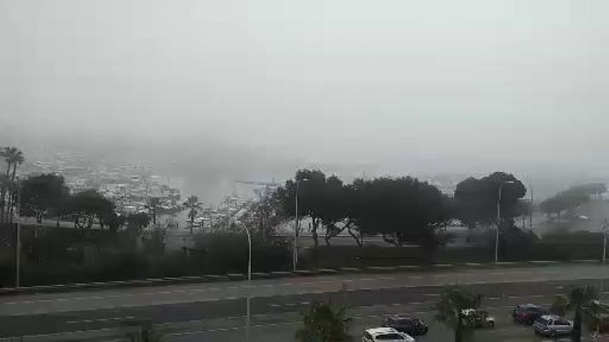 Dichter Nebel behindert Flugverkehr auf Mallorca
