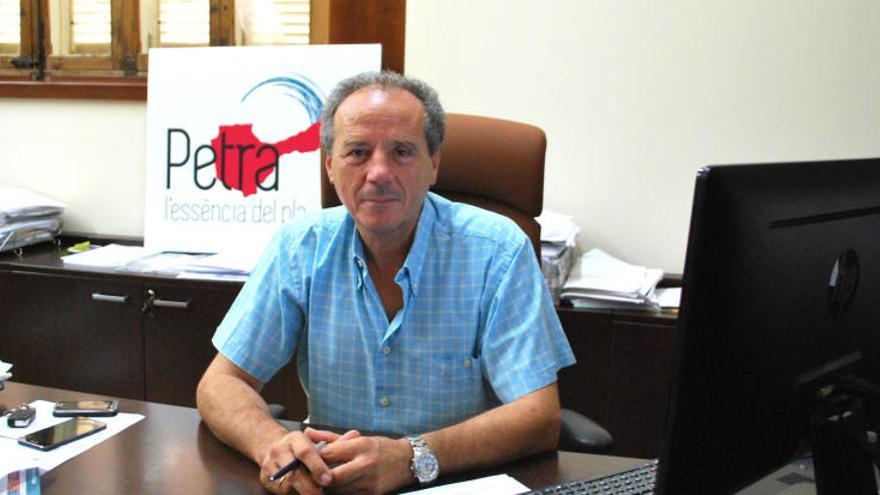 El alcalde de Petra, Salvador Femenías, investigado por irregularidades urbanísticas