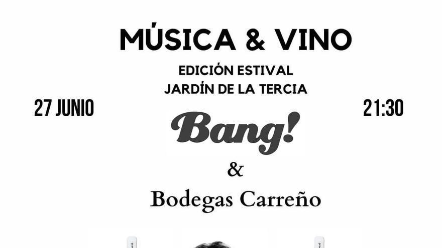 Regresa a Cehegín la actividad  'Música y Vino'