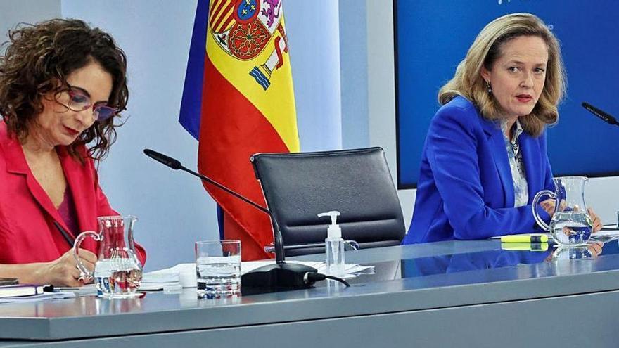 El Govern central aprova el paquet d'11.000 milions d'euros per a empreses