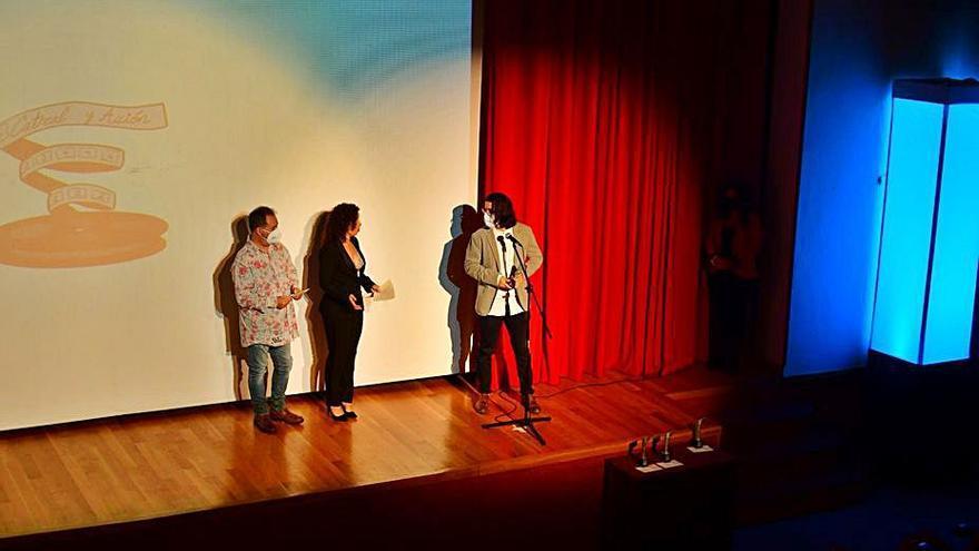 Lluís Margarit gana el festival de cortos de Catral con «Calvario»