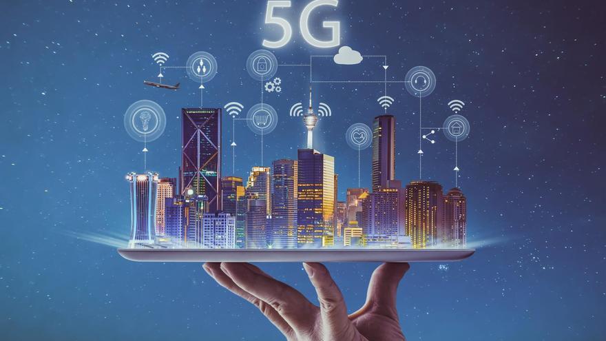 Telefónica alcanza el 90% de cobertura de población 5G en Baleares durante el primer trimestre del año