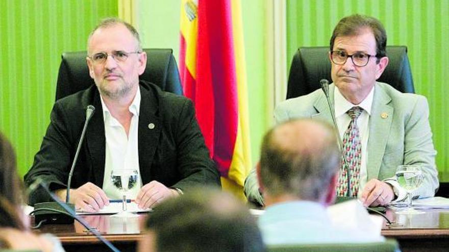 Jaume Carot se postula como nuevo rector de  la UIB sin rival a la vista