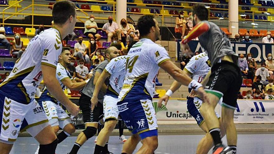 La liga Sacyr ASOBAL llega a Antequera