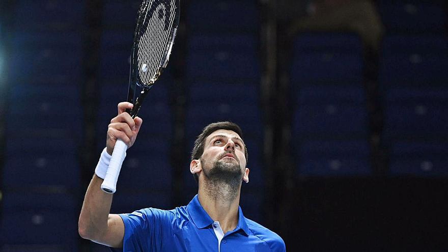 Nadal y Djokovic discrepan por los 5 sets