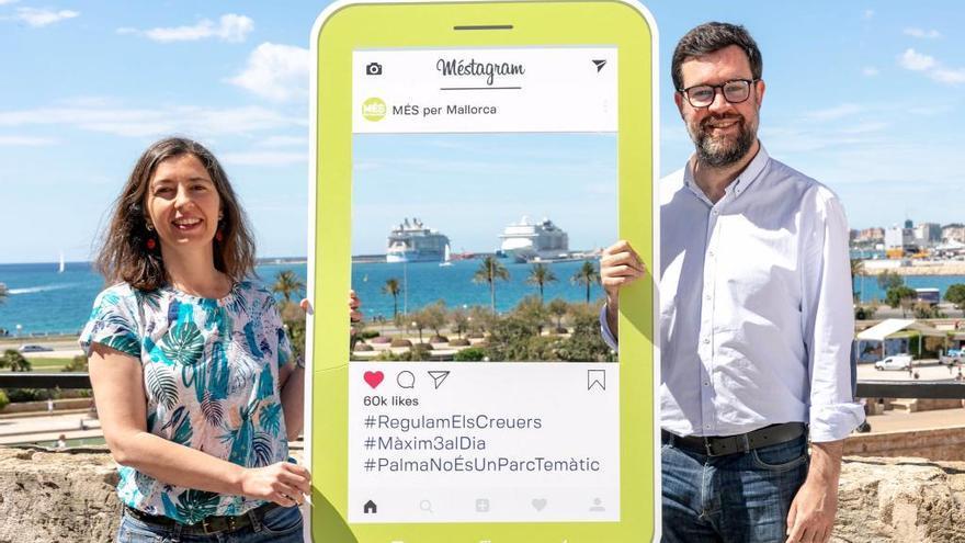 Palmas Bürgermeister will Zahl der Kreuzfahrtschiffe auf drei pro Tag begrenzen