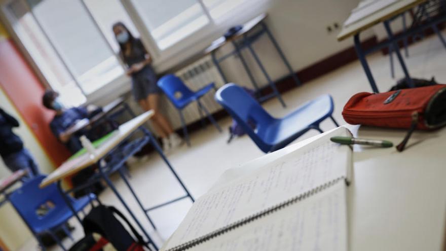 Los colegios contarán con purificadores de aire para ventilar los espacios cerrados