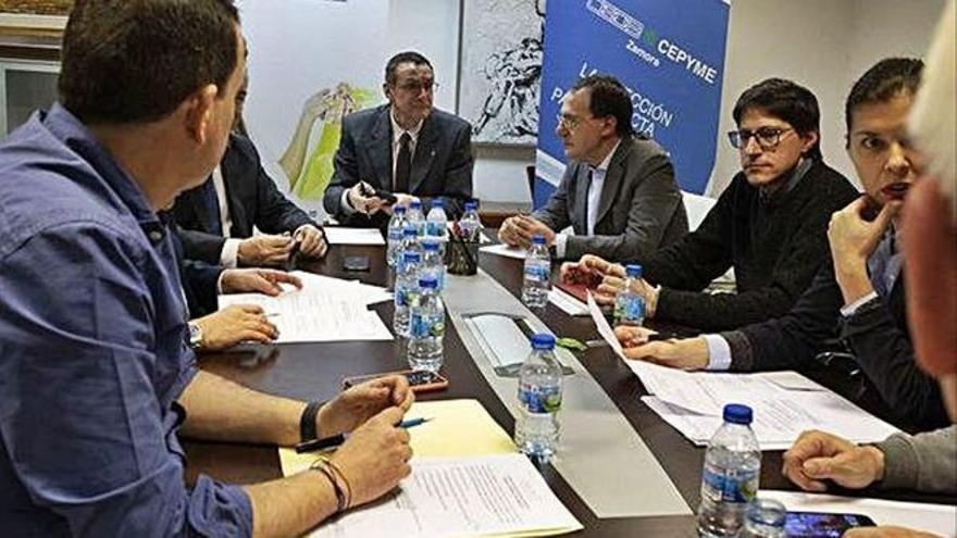El jurado de Zamora 10 evalúa ya las 58 propuestas para la Marca Zamora