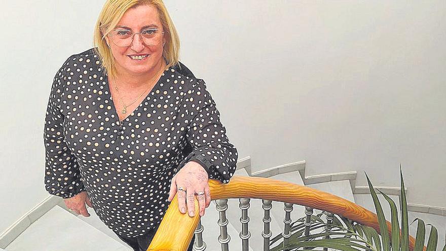 """Trini Ramiro: """"Lo menos importante es el cargo, estamos para trabajar por Beniflà"""""""
