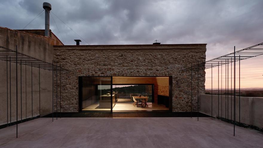 El Col·legi d'Arquitectes premia el projecte  d'una casa de Masarac