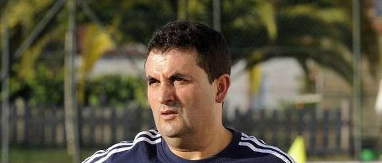 Luis González Pichel. // Bernabé