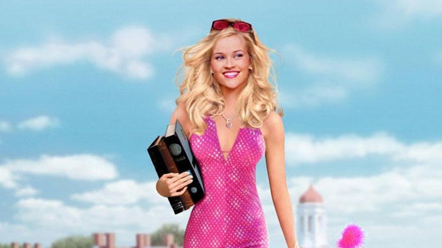 Reese Witherspoon cerca de rodar una tercera entrega de 'Una rubia muy legal'