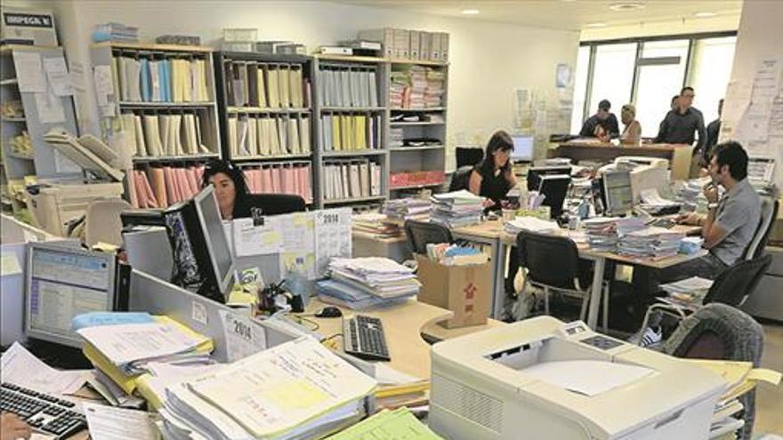 Los sindicatos urgen otro Juzgado de lo Penal ante unos refuerzos «escasos»