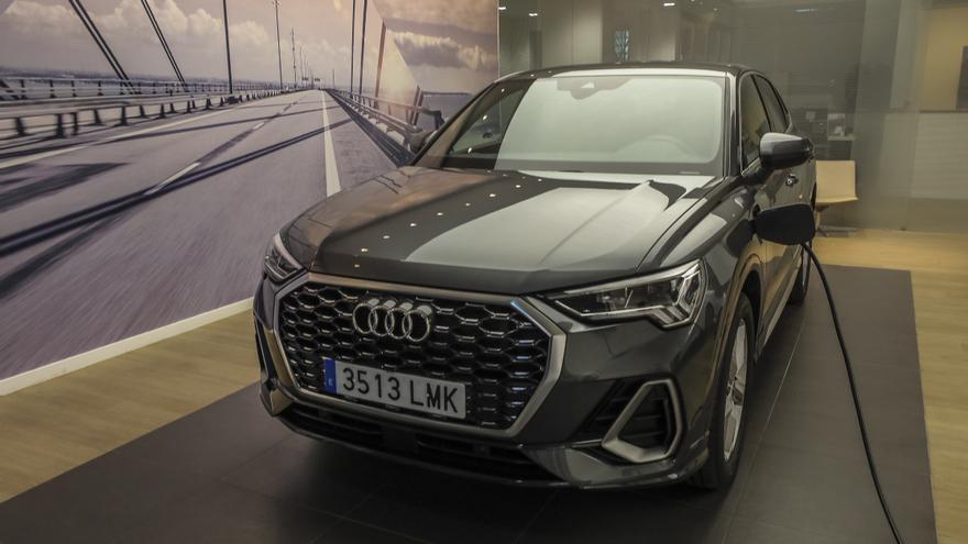 Grupo Serrano trae a la provincia de Alicante la nueva gama de electromovilidad de Audi