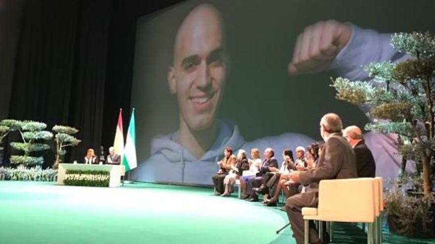 Marbella concedeix a Pablo Ráez la Medalla de la Ciutat en una emotiva cerimònia
