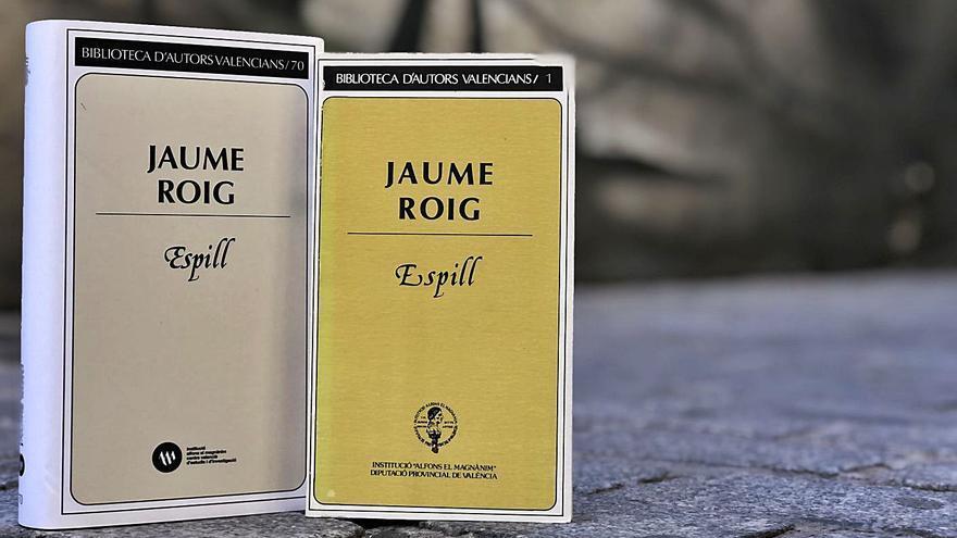 El Magnànim reedita  'Espill', un dels llibres més importants del Segle d'Or