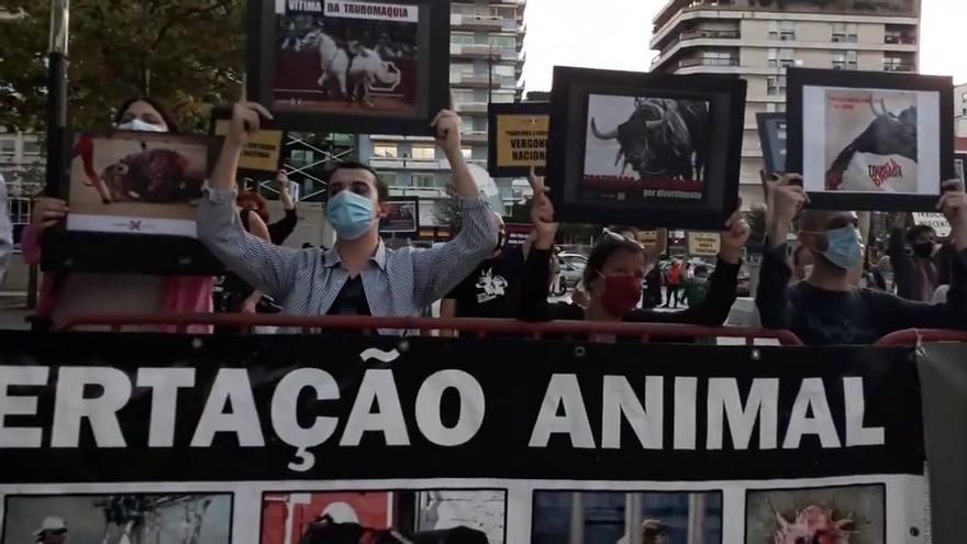 El debate sobre la tauromaquia resurge en Portugal