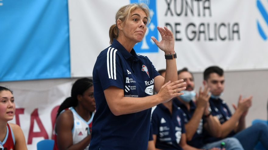 El Celta Zorka Recalvi debuta en Navia