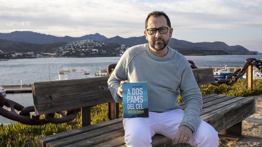 Joan Carles Subirats parla a Figueres del seu llibre sobre la superació del càncer