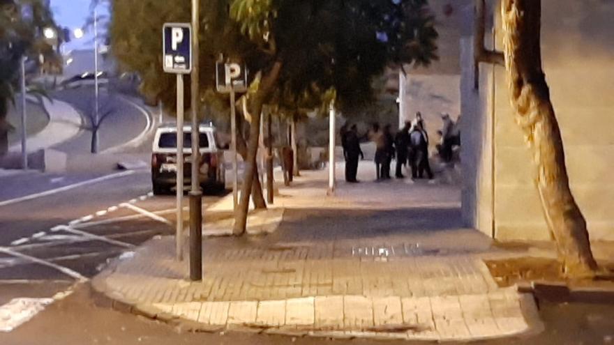 Un detenido tras una nueva pelea en Tenerife