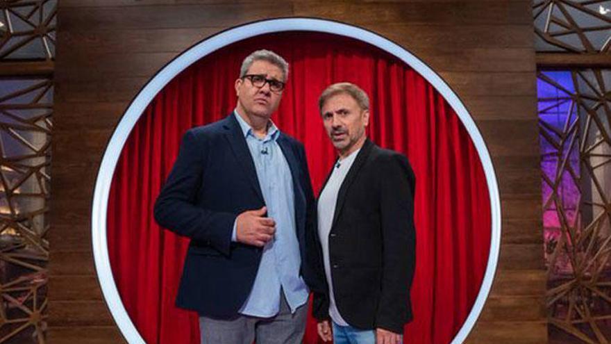 José Mota y Florentino Fernández toman las cocinas de 'MasterChef Celebrity 4'