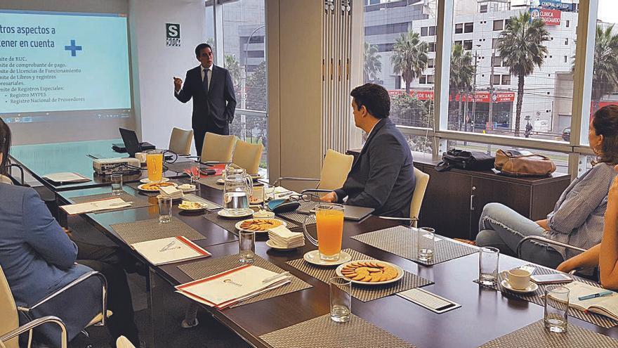 La Cámara de Comercio y el Cabildo organizan una misión comercial virtual a Perú y Colombia