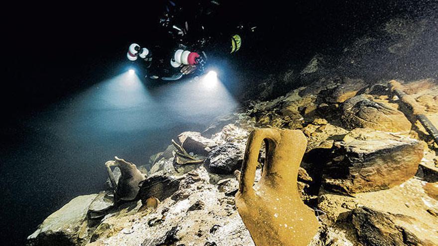 Geheimnis in der Tiefe vor der Küste von Mallorca