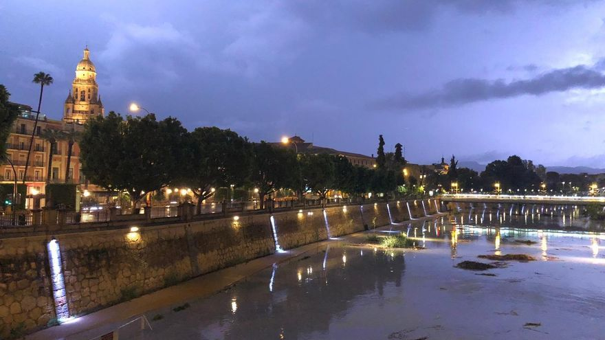 Elevan a naranja la alerta por lluvias y tormentas en  la Región
