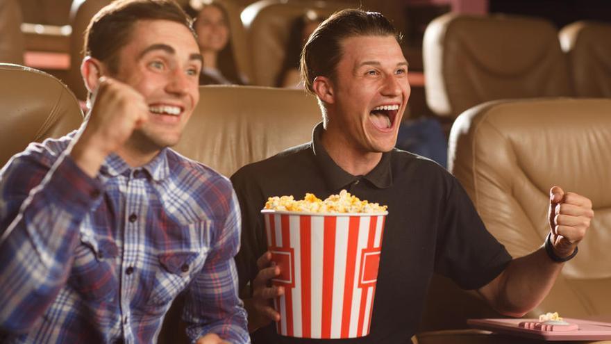 ¿Por qué comemos palomitas cuando vamos al cine?
