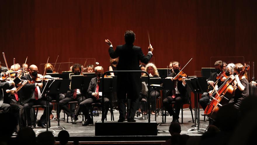 Orquesta de Córdoba: Afortunados incidentes