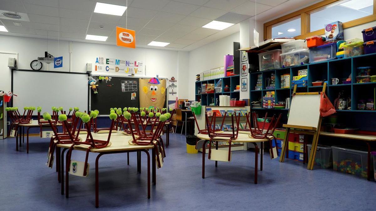 El sindicato de trabajadores de educación pide revisar los protocolos ante el aumento de contagios.