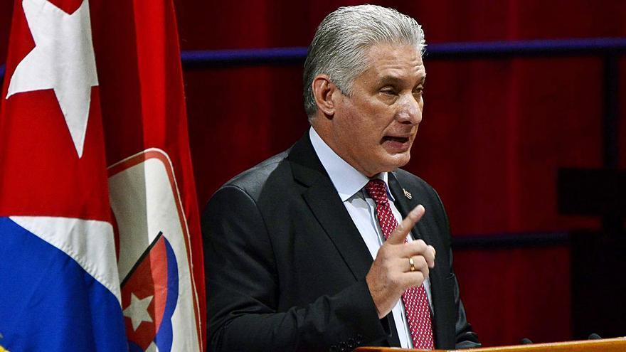 Díaz-Canel, con raíces asturianas, asume el mando del Partido Comunista cubano