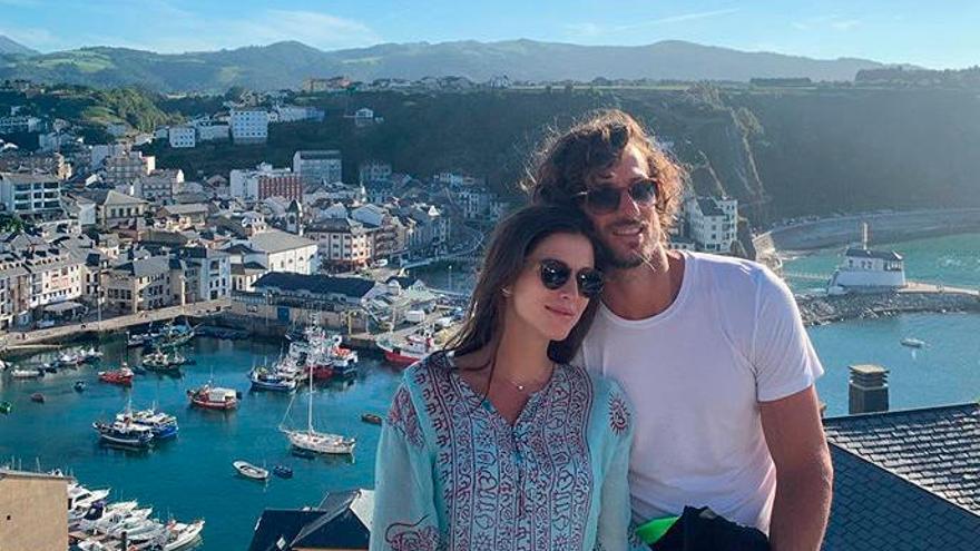 """Feliciano López y Sandra Gago, de escapada romántica por Asturias: """"En Luarca los veranos dejan huella"""""""