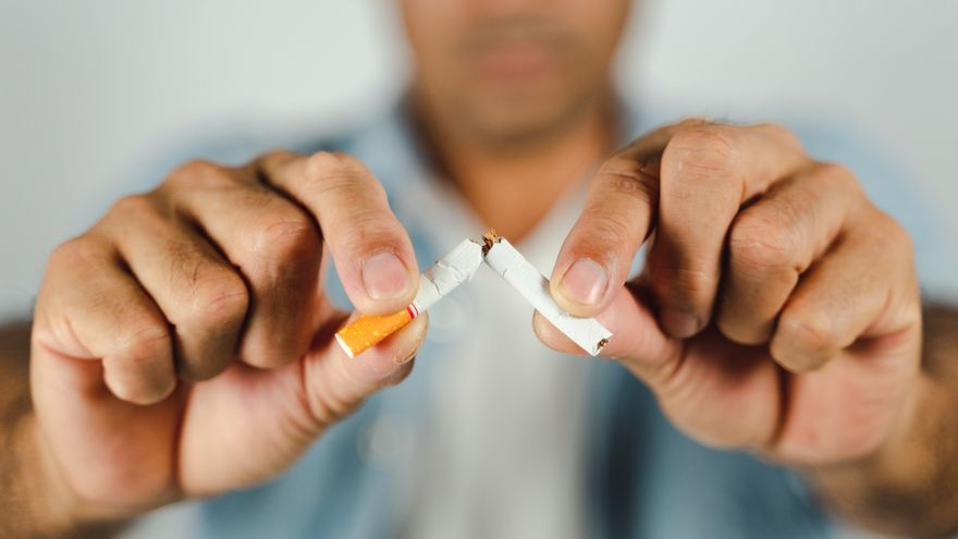¿Qué le pasaría a tu cuerpo si dejas de fumar ahora mismo?