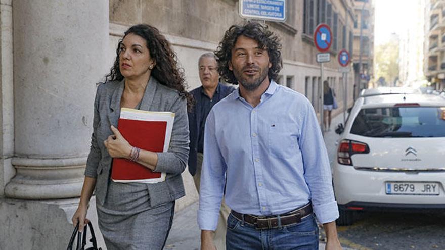 El PP pide que se tasen  los contratos que el Govern otorgó a Jaume Garau