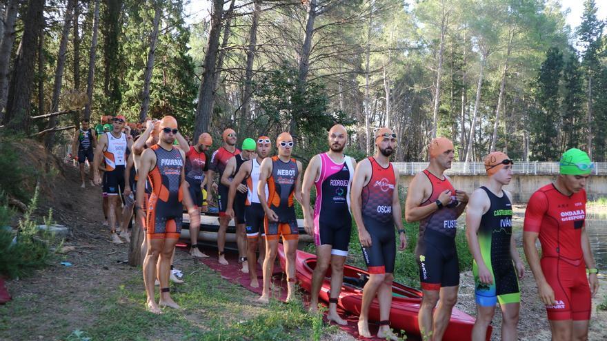 Navajas acoge la tercera cita de la Lliga de Clubes Caixa Popular de Triatlón
