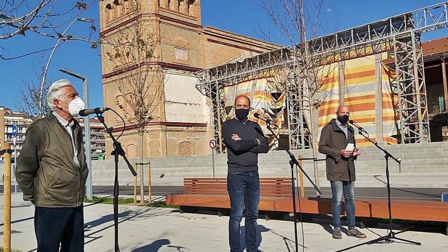 Culmina la transformació de la Via de Sant Ignasi després d'un any i mig d'obres
