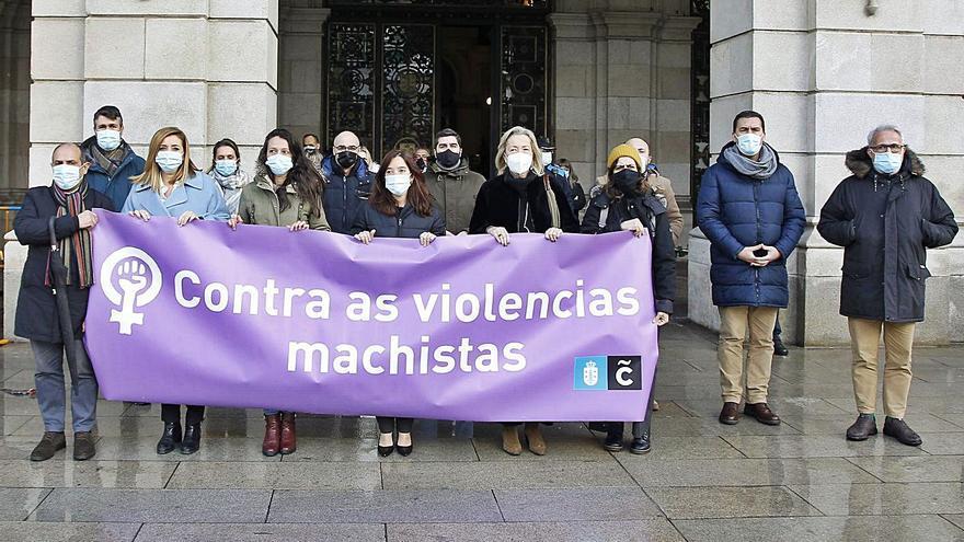 La Corporación guarda silencio por dos asesinatos machistas