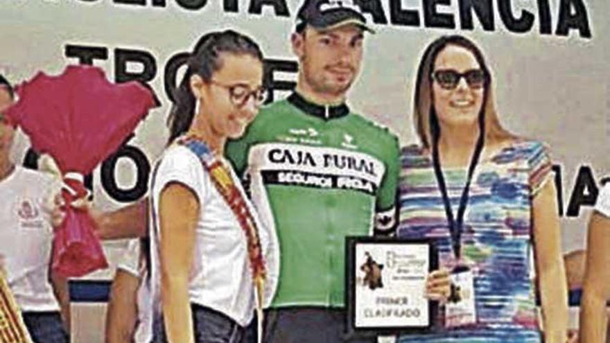 Jaume Sureda gana la etapa final de la  Vuelta a Valencia