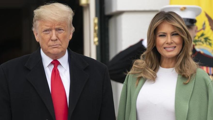 Trump admite que envió a Ucrania a su abogado tras negarlo en el 'impeachment'
