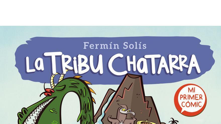 Vuelve la tribu chatarra de Fermín Solís con una nueva aventura
