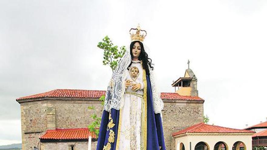 La novena en honor de la Virgen de la Luz comienza el lunes en la ermita