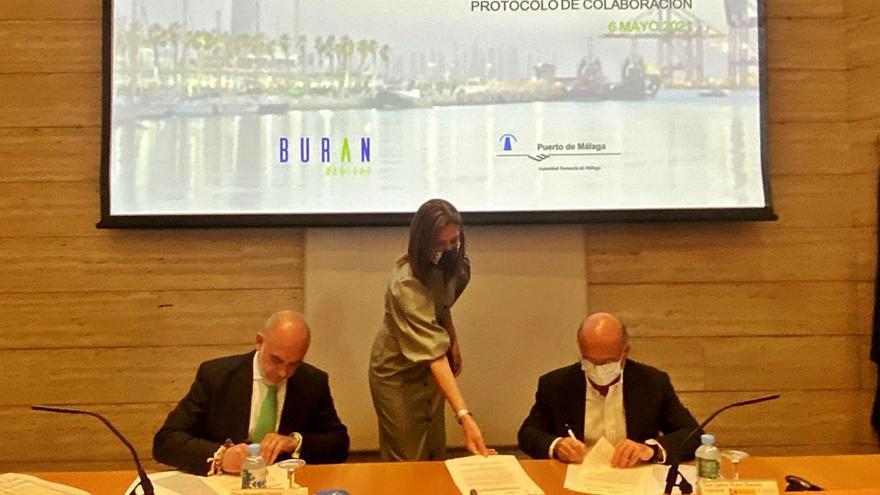 El Puerto impulsa el uso del hidrógeno verde para abastecer a buques y coches