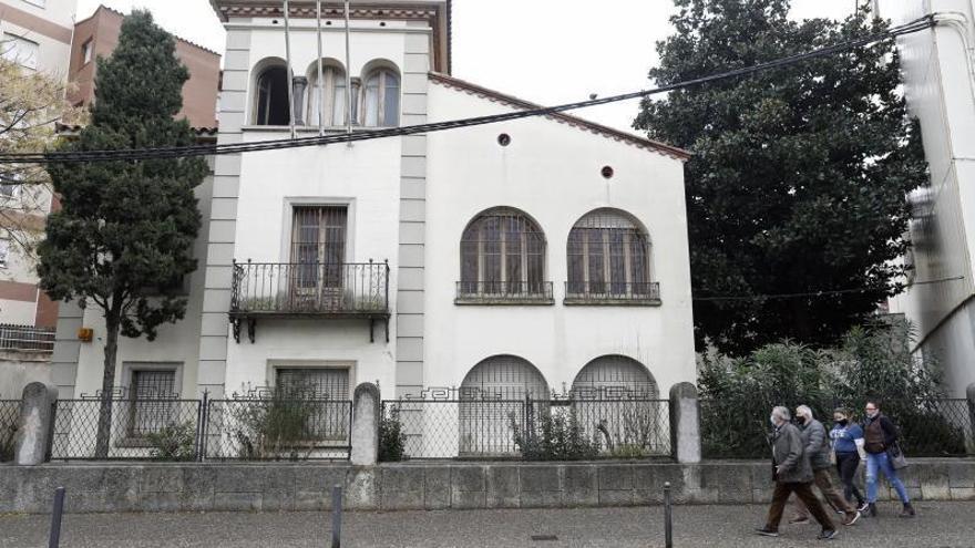 L'AV veu bé un centre obert al xalet de Sant Narcís però també hi vol un espai pel barri