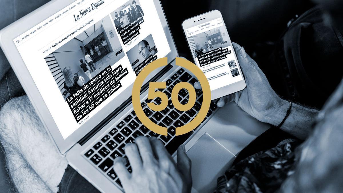 Oferta flash: Te ofrecemos 50 suscripciones a LA NUEVA ESPAÑA por menos de 2 euros al mes