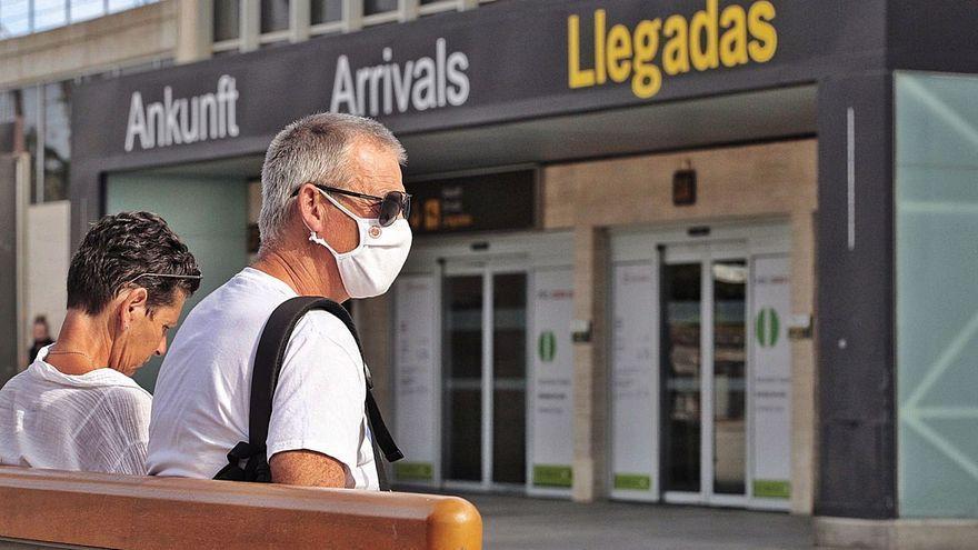 El turismo internacional sube en junio en Canarias un 7,7 % interanual