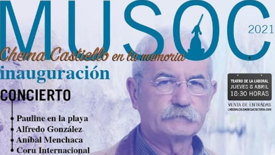 Inauguración de la IX Muestra de Cine Social y Derechos Humanos de Asturias (MUSOC)