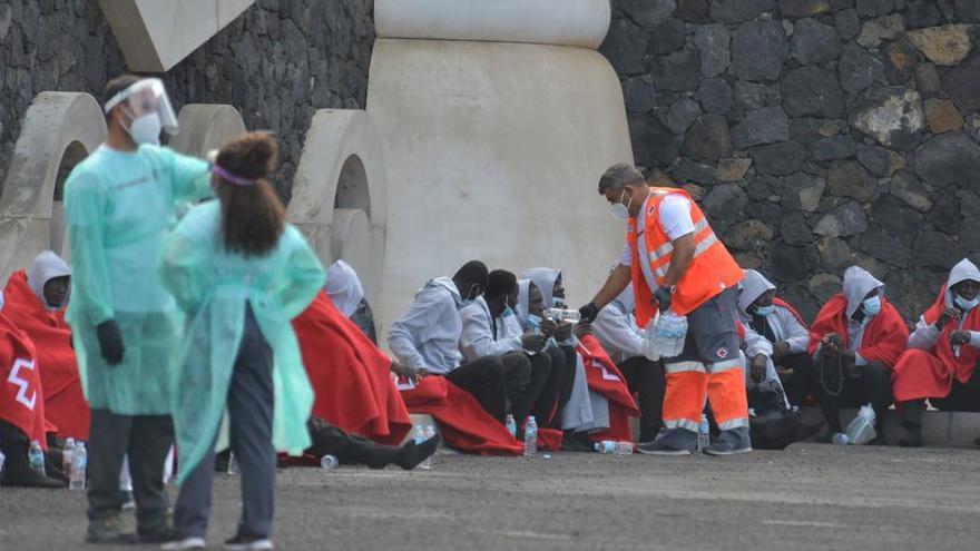 Observadores de la ONU seguirán desde primera línea la presión migratoria